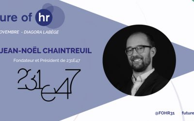 Interview de Jean-Noël Chaintreuil par Exclusive RH